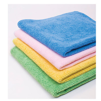 All Purpose Microfiber Kitchen Cloth & Car Cleaning Cloth