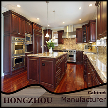 Modular home Custom Made Luxury Solid Wood Kitchen Cabinets