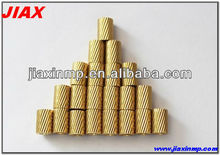 Precision brass knurling bushing with best price