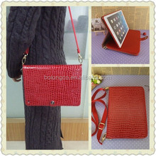 New arrival saddlebag for ipad air TPU leather case wholesale manufacturer price
