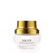 OEM Skin Pure White Gold Whitening Face Cream Moisturizing Cream