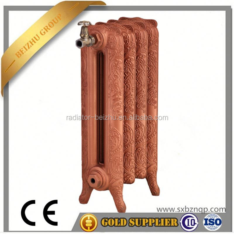 China supplier factory hign quality and cheap jaga radiatoren corner towel rail manufacture cast iron radiator