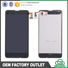 Foxconn oem LCD replacement for nokia lumia 620 touch screen digitizer