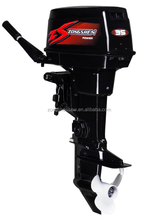 Chongqing Zongshen 35HP Outboard motor with Manual and Electric Start for Sale
