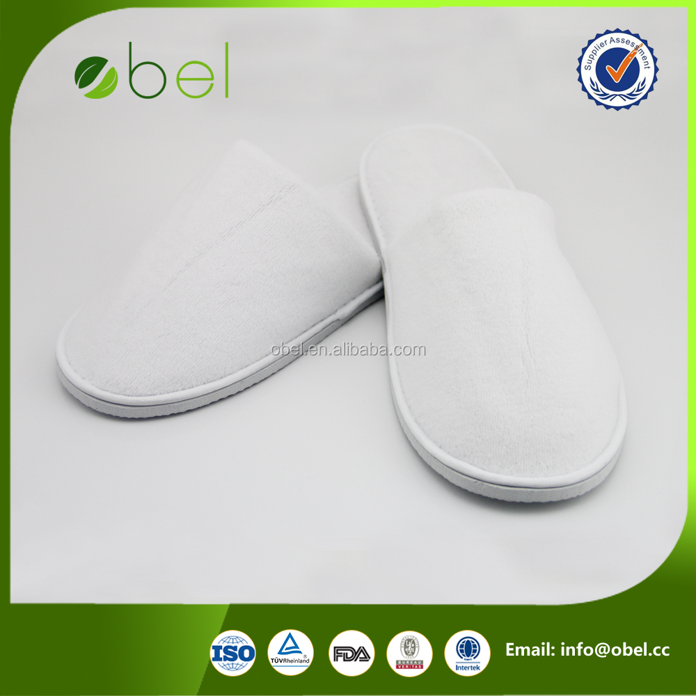 Top quality wedding slippers for guests with low price
