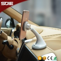 STJIE- OEM New Hot Sticky 360 Rotation Dashboard Cell Phone Magnetic Car Mount Mobile Phone Stand,universal holder mobil