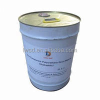 Hot Synthetic Resin and raw material two component polyurethane foam