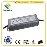 70W Constant Current LED Driver 1500mA PF>0.95 Waterproof IP67 Aluminum Alloy Shell For Outdoor Lighting