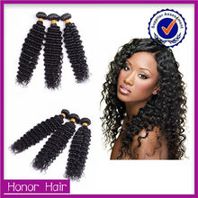 Top grade 7a wholesale bouncy curls malaysian hair kinky curly hair