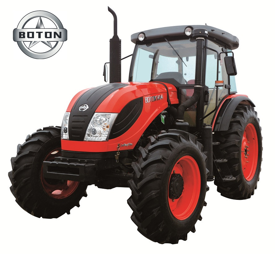High Efficiency 140 HP 4-Wheel Drive Farm Tractor From Luoyang Manufacturer