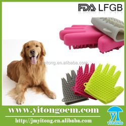 Pet Buddies Dog and Cat Grooming Glove