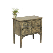 Solid Wood Indonesian Chest Of Drawers