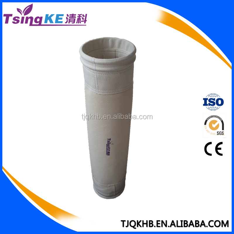 TsingKe High Temperature Resistance PPS filter bags