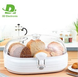 2017 Hot Selling Vacubox Keep Food Fresh Automatically Pumps out Air Electric Vacuum Storage Box