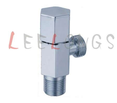 Copper Ceramic Core Angle Valves LL-4013