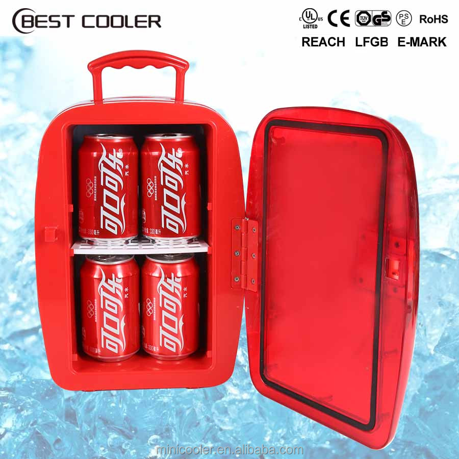 Hot sale CE 5 liters compact portable <strong>electricity</strong> thermoelectric mini fridge