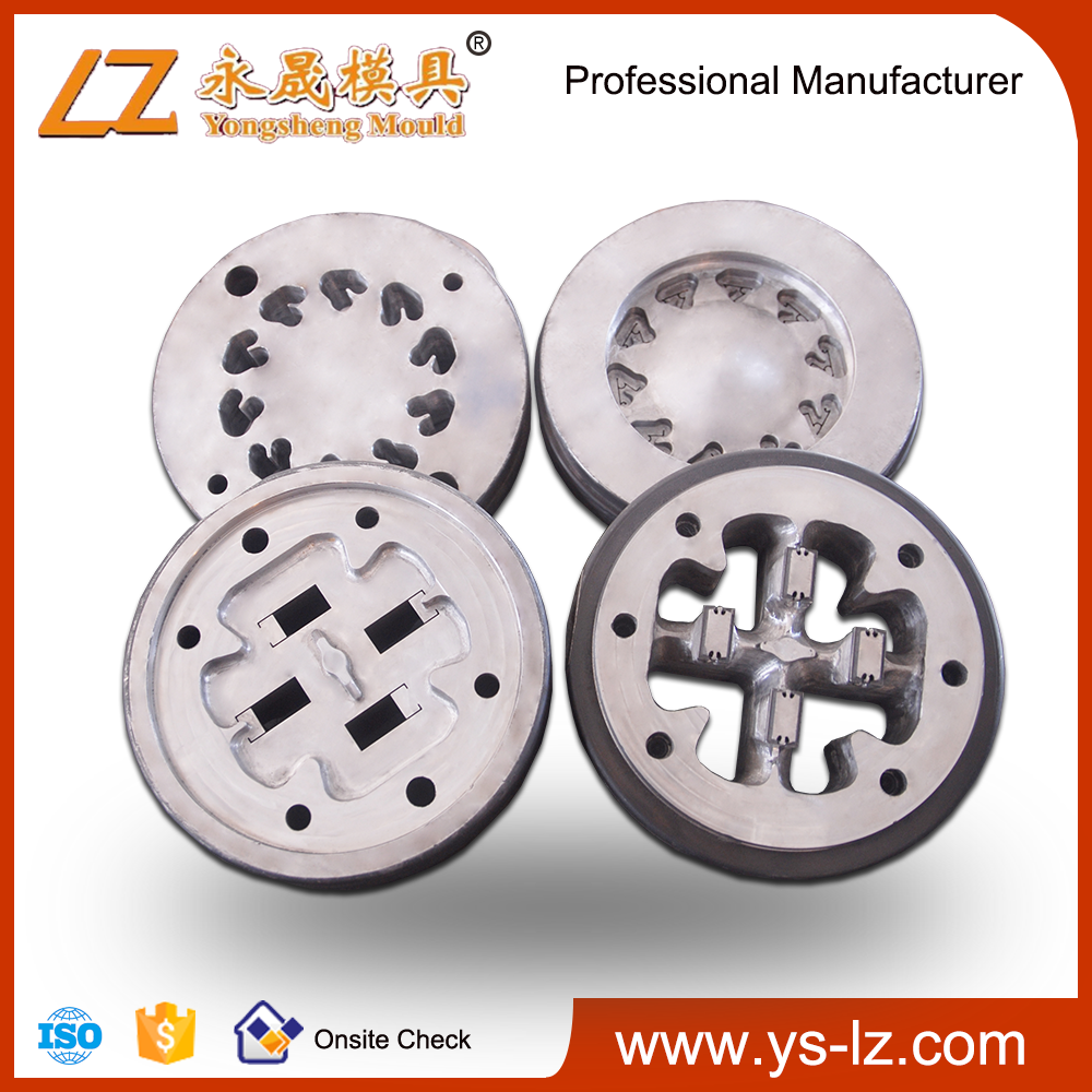 High Output and Precision Aluminium Extrusion Mould