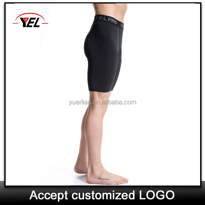 Wholesale men fitness elastic band , printed sports clothing fabric , italian sports apparel manufacturer for gym 1034