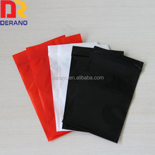 LDPE resealable colored ziplock bag with anti static