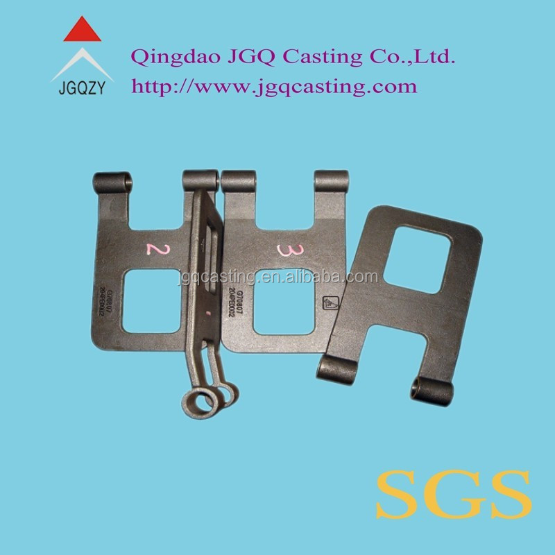 Cast Steel Auto Spare Parts ISO&Ts/ Lost Wax Casting/ Investment Precision Casting