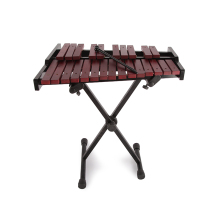 25 tone percussion marimba, xylophone, wood bar marimba