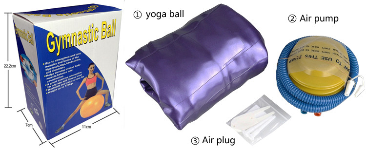 yoga ball accessories