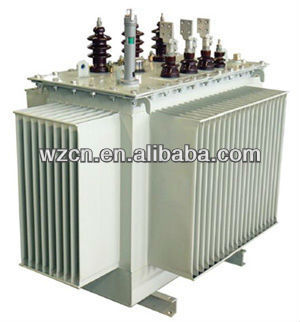 oil immersed electrical 450kva 450 kva 450kw 450 kw power transformer 11kv to 0.4kv voltage three phase