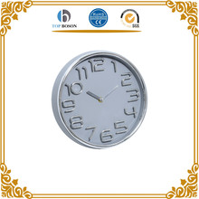 Modern silent movement luxury wall clock