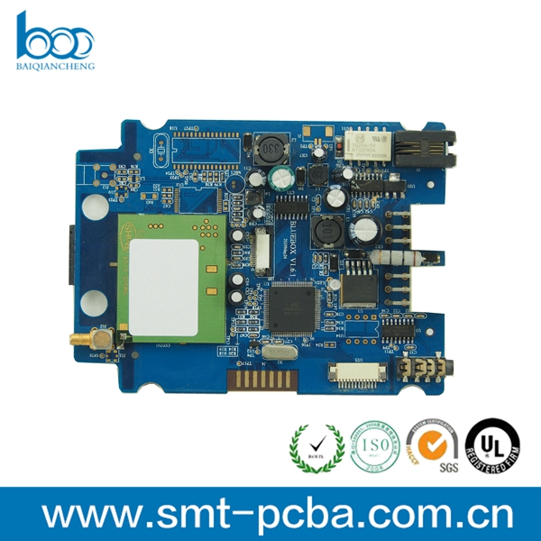 Mechanical Assembly Pcba : Smt and dip pcb assembly factory for bluetooth speaker
