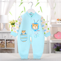 SFL1510172 High Quality Cotton Warm Rompers Long Sleeved Cute Cheap Rompers And Jumpsuits