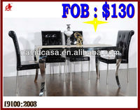 2013 Sale promotion wholesaler cheap modern dining table design