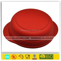 Microwave Silicone Steamer, Heatproof Plate, Steam Tray