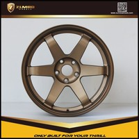 ZUMBO S0026 New design High Quality Bronze Car Aluminum Alloy Wheel