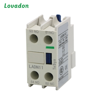 New Types China Electrical 1NO1NC Contactor