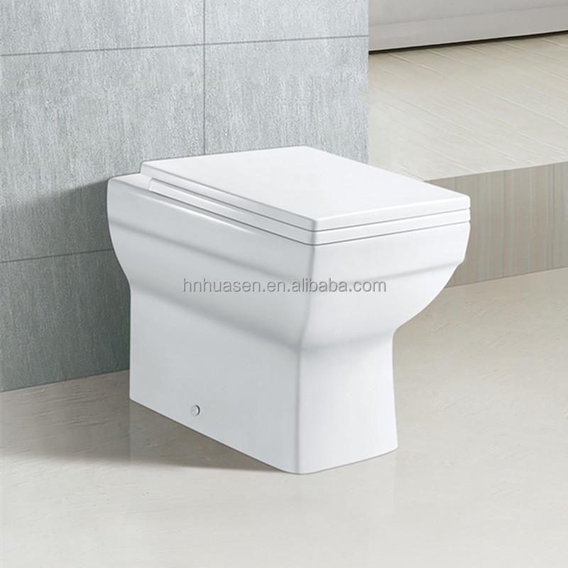 Htt-15c/d Cheap Toilet Supplier Square Toilet Bowl Without Tank ...
