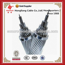 No.0703- 528.5 Al/68.5 St Bare overhead Aluminum conductor steel reinforced cable Dog Rabbit and ACSR Moose conductor