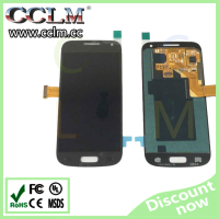 spare parts for samsung s4 mini touch screen displays full assembly, original lcd touch screen for s4 mini