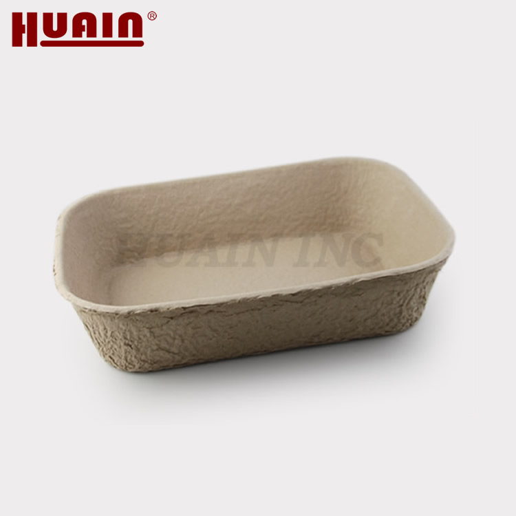 Eco Friendly Molded Pulp  Cat litter