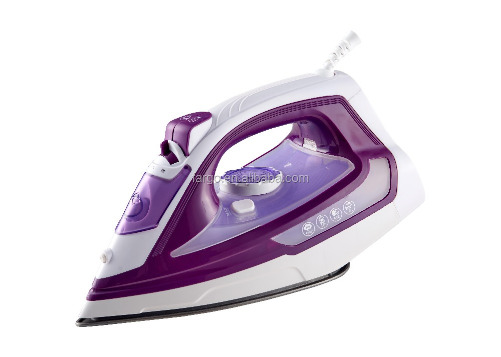 High Quality Electric Dry and steam iron best selling steam iron
