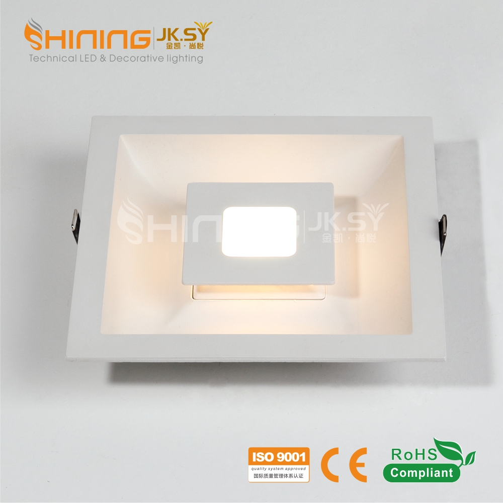Wholesale Price recessed Mounted Light New Design Fitting Office Supermarket Cob + Smd Led panel light