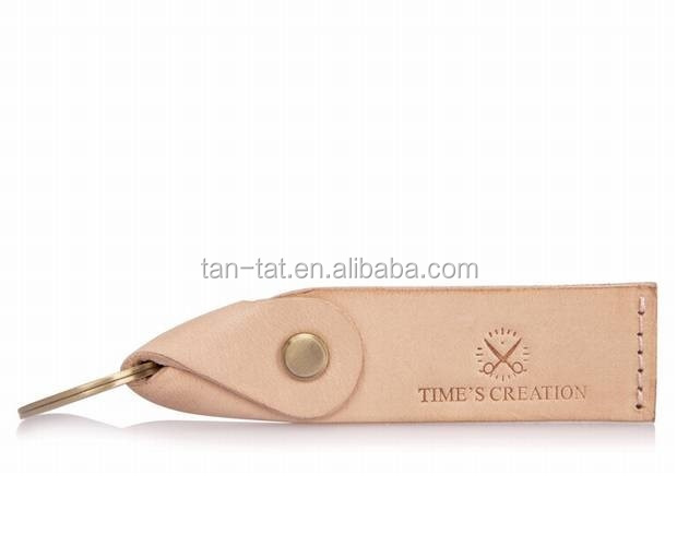 Genuine Leather Engraved Key Chain Custom Engraved Key Chain