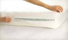 Mattress Bed Fitted Topper Protector for bed Hotel Hypoallergenic All Size