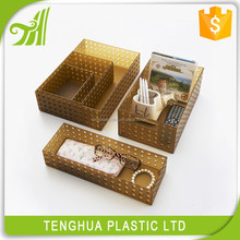 Plastic storage box spare parts plastic box container