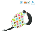 water proof automatic Custom Logo customized collar&leash with LED light