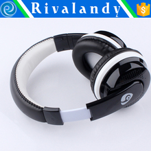 MX666 Bluetooth Headset Head wear Bluetooth4.0 USB Wireless Earphone Hands-free with Mic FM/TF Card 3.5mm Stereo Ear phones