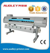 vinyl sticker printing Large format 1440dpi digital plotter with two dx5 head for vinyl sticker printing