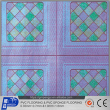 Little Shrinkage Best Price Synthetic Covering Vinyl Flooring PVC