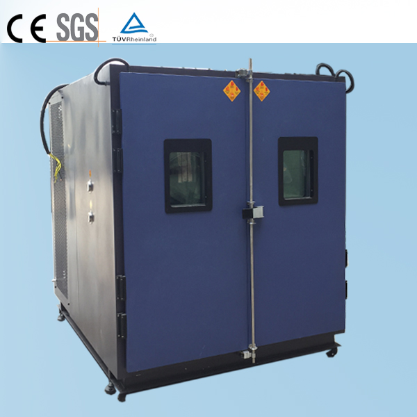 Non-standard type temperature controlled walk in temperature and humidity test equipment