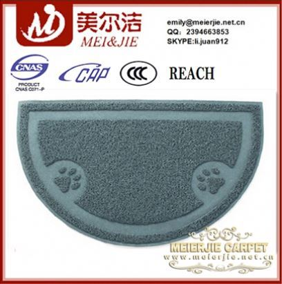Safety Fence Cat Litter Mats For Pet Pee
