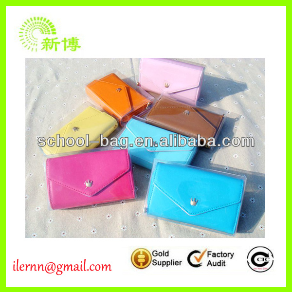 elegant colourful lovely and multi-function purse for ladies